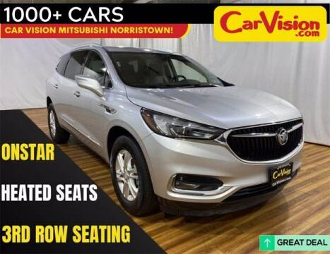 2019 Buick Enclave for sale at Car Vision Buying Center in Norristown PA