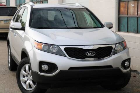 2011 Kia Sorento for sale at JT AUTO in Parma OH