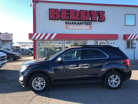2017 Chevrolet Equinox for sale at Berry's Cherries Auto in Billings MT
