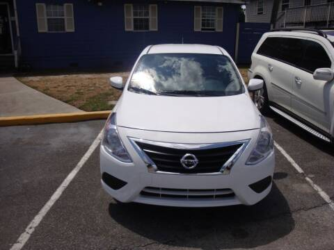 2019 Nissan Versa for sale at Mikano Auto Sales in Orlando FL