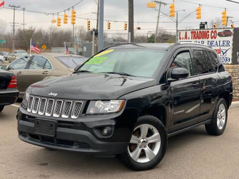 2015 Jeep Compass for sale at L.A. Trading Co. in Woodhaven MI