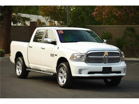 2015 RAM Ram Pickup 1500 for sale at A-1 Auto Wholesale in Sacramento CA