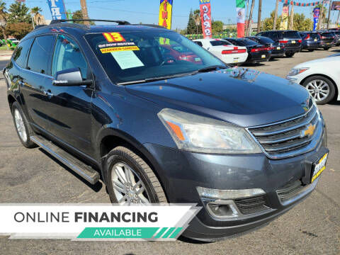 2013 Chevrolet Traverse for sale at Super Cars Sales Inc #1 - Super Auto Sales Inc #2 in Modesto CA