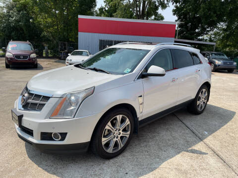 2012 Cadillac SRX for sale at Baton Rouge Auto Sales in Baton Rouge LA