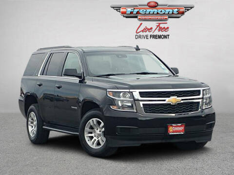 2019 Chevrolet Tahoe for sale at Rocky Mountain Commercial Trucks in Casper WY