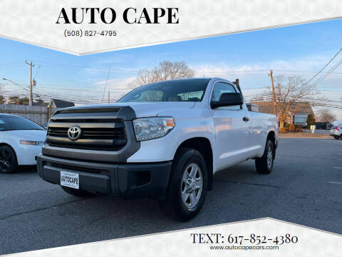 2014 Toyota Tundra for sale at Auto Cape in Hyannis MA