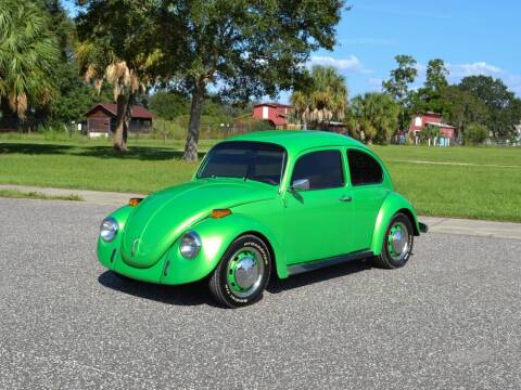 1970 Volkswagen Beetle for sale at P J'S AUTO WORLD-CLASSICS in Clearwater FL