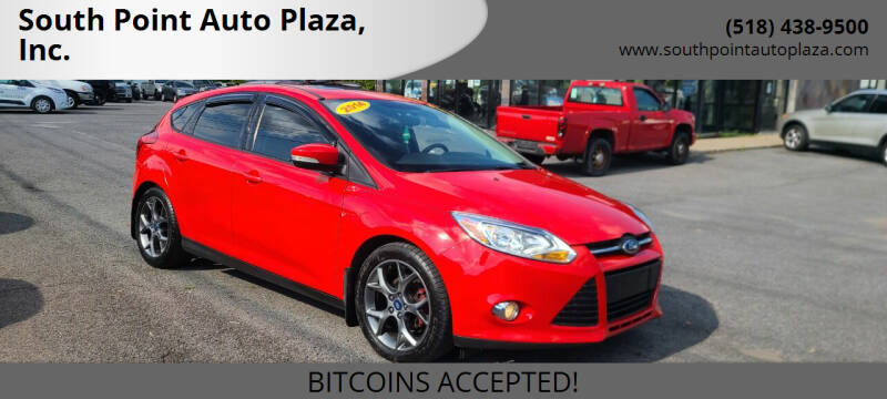 2014 Ford Focus for sale at South Point Auto Plaza, Inc. in Albany NY