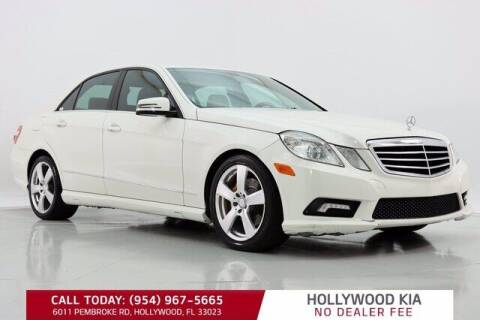 2011 Mercedes-Benz E-Class for sale at JumboAutoGroup.com in Hollywood FL