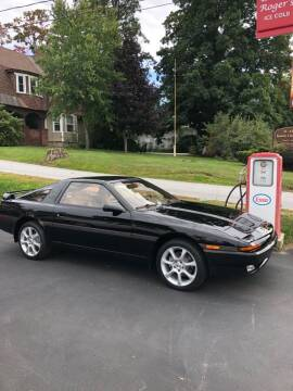 1987 Toyota Supra for sale at Dussault Auto Sales in Saint Albans VT