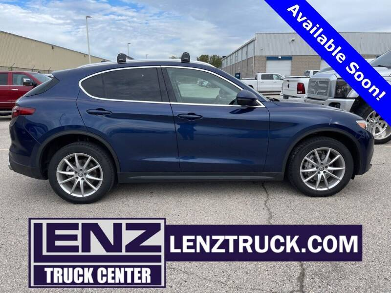 2018 Alfa Romeo Stelvio for sale at Lenz Auto - Coming Soon in Fond Du Lac WI