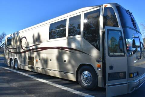 2000 Prevost H3-45 VIP Entertainer for sale at Buy Here Pay Here RV in Burleson TX