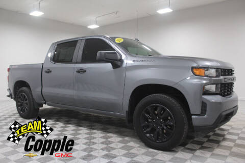 2020 Chevrolet Silverado 1500 for sale at Copple Chevrolet GMC Inc in Louisville NE