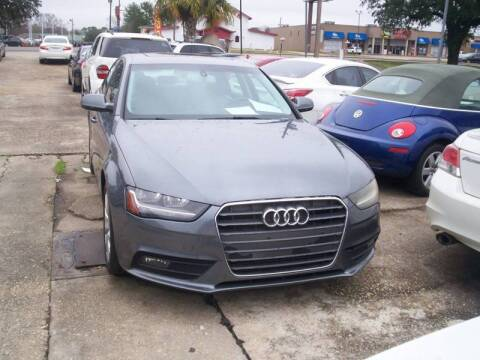 2014 Audi A4 for sale at Louisiana Imports in Baton Rouge LA