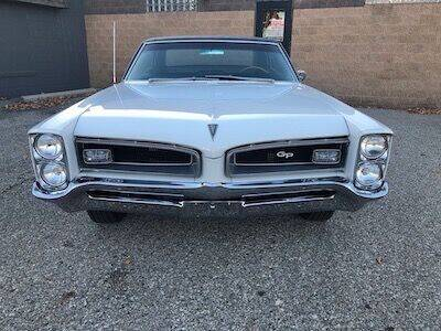 1966 Pontiac Grand Prix for sale at MICHAEL'S AUTO SALES in Mount Clemens MI