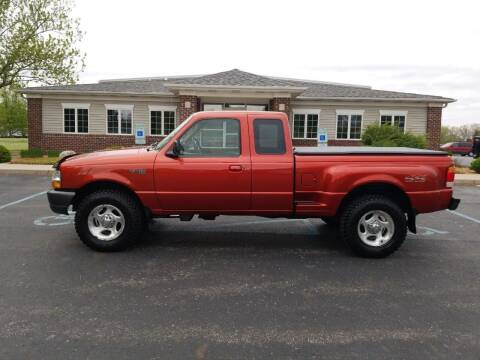 1998 Ford Ranger for sale at Pierce Automotive, Inc. in Antwerp OH