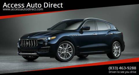 2019 Maserati Levante for sale at Access Auto Direct in Baldwin NY