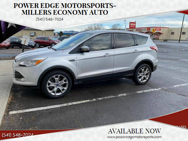 2013 Ford Escape for sale at Power Edge Motorsports- Millers Economy Auto in Redmond OR