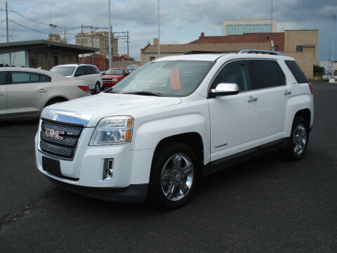 2012 GMC Terrain for sale at Shelton Motor Company in Hutchinson KS