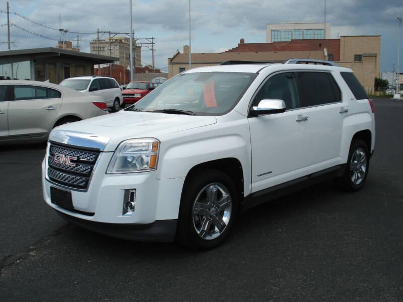 2012 GMC Terrain for sale at Shelton Motor Company in Hutchinson KS