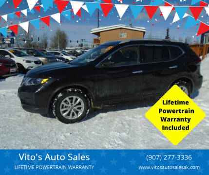 2019 Nissan Rogue for sale at Vito's Auto Sales in Anchorage AK