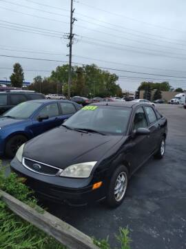 2006 Ford Focus for sale at D and D All American Financing in Warren MI