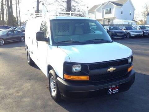 2017 Chevrolet Express Cargo for sale at EMG AUTO SALES in Avenel NJ