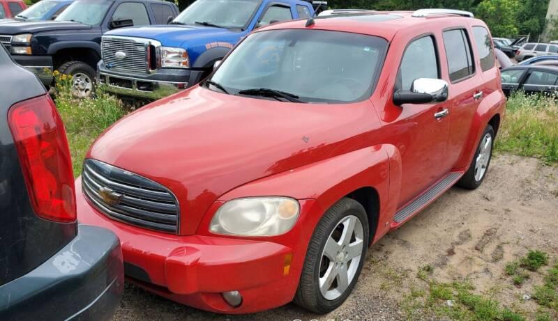 2009 Chevrolet HHR for sale at ASAP AUTO SALES in Muskegon MI