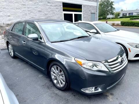 2011 Toyota Avalon for sale at Weaver Motorsports Inc in Cary NC