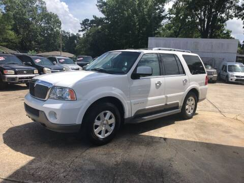 2004 Lincoln Navigator for sale at Baton Rouge Auto Sales in Baton Rouge LA