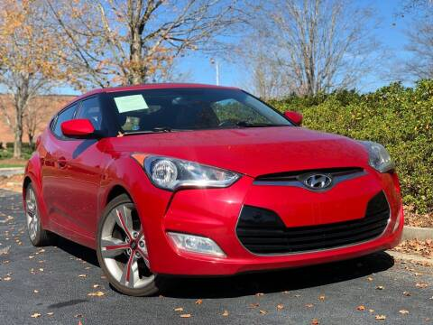 2013 Hyundai Veloster for sale at William D Auto Sales in Norcross GA