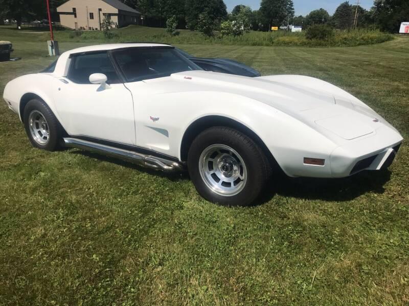 1979 Chevrolet Corvette for sale at FIREBALL MOTORS LLC in Lowellville OH
