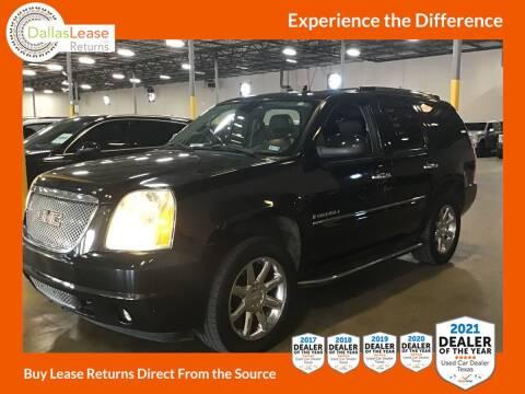 2007 GMC Yukon for sale at Dallas Auto Finance in Dallas TX