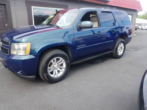 2007 Chevrolet Tahoe for sale at Bonney Lake Used Cars in Puyallup WA
