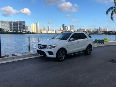2016 Mercedes-Benz GLE for sale at CARSTRADA in Hollywood FL