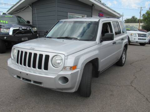 2009 Jeep Patriot for sale at Crown Auto in South Salt Lake UT