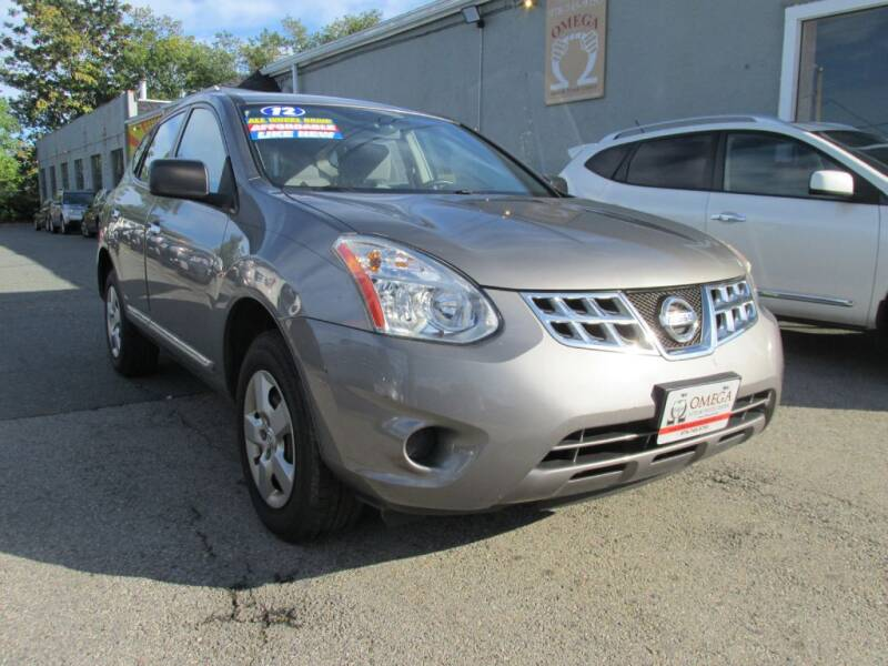 2012 Nissan Rogue for sale at Omega Auto & Truck Center, Inc. in Salem MA