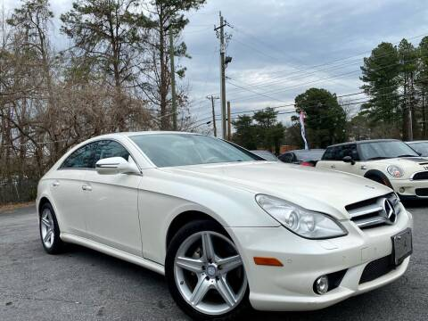 2011 Mercedes-Benz CLS for sale at Regal Auto Sales in Marietta GA