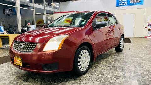 2007 Nissan Sentra for sale at TOP YIN MOTORS in Mount Prospect IL