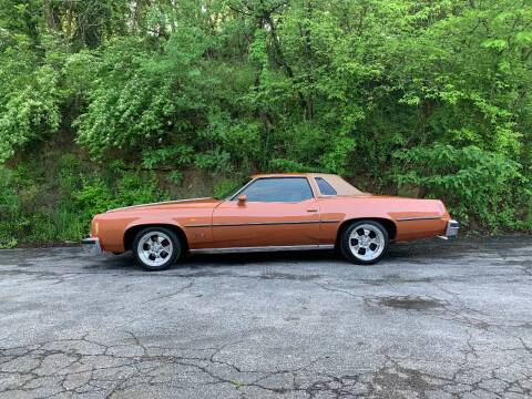 1977 Pontiac Grand Prix for sale at Gateway Auto Source in Imperial MO