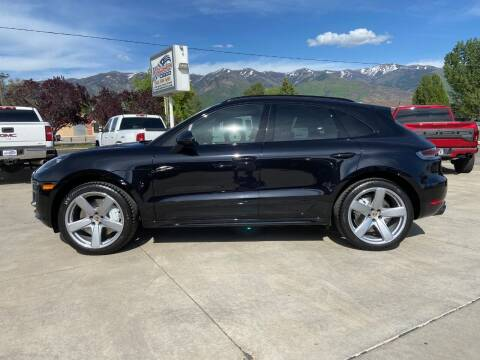 2020 Porsche Macan for sale at Haacke Motors in Layton UT