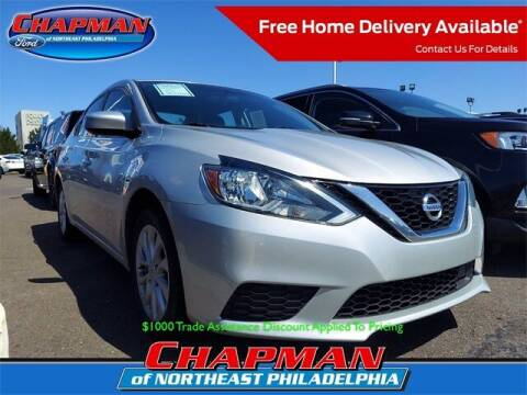 2018 Nissan Sentra for sale at CHAPMAN FORD NORTHEAST PHILADELPHIA in Philadelphia PA