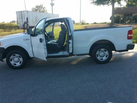 2006 Ford F-150 for sale at Wheels To Go Auto Sales in Greenville SC