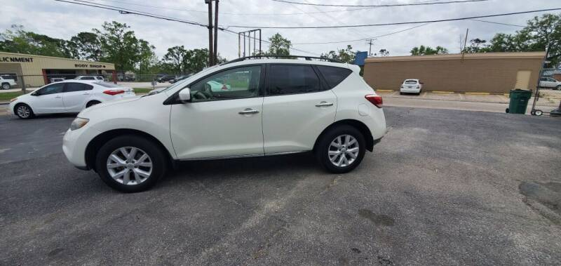 2011 Nissan Murano for sale at Bill Bailey's Affordable Auto Sales in Lake Charles LA