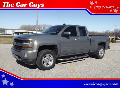 2017 Chevrolet Silverado 1500 for sale at The Car Guys in Atlantic IA