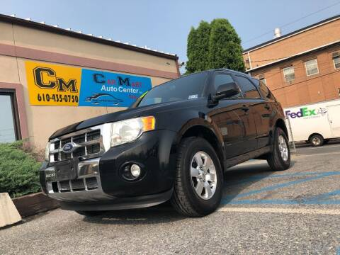 2012 Ford Escape for sale at Car Mart Auto Center II, LLC in Allentown PA
