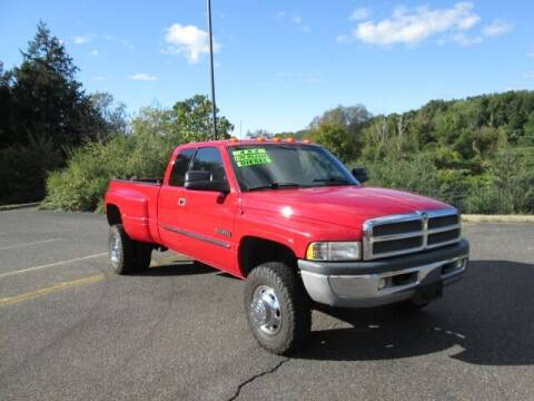 2001 Dodge Ram Pickup 3500 for sale at Tri Town Truck Sales LLC in Watertown CT