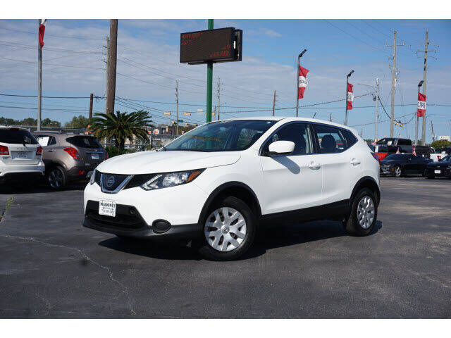 2018 Nissan Rogue Sport for sale at Maroney Auto Sales in Humble TX