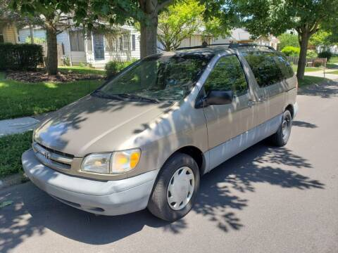 1999 Toyota Sienna for sale at REM Motors in Columbus OH
