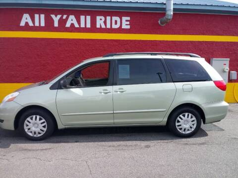 2008 Toyota Sienna for sale at Big Daddy's Auto in Winston-Salem NC